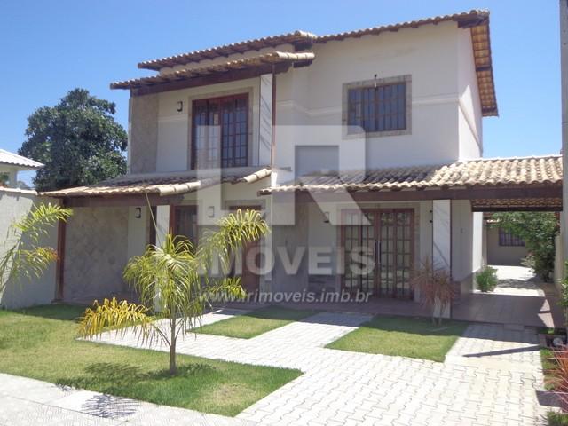 Casa Duplex, 5 Quartos, Iguaba Grande, Próximo Comércio *ID: S-09