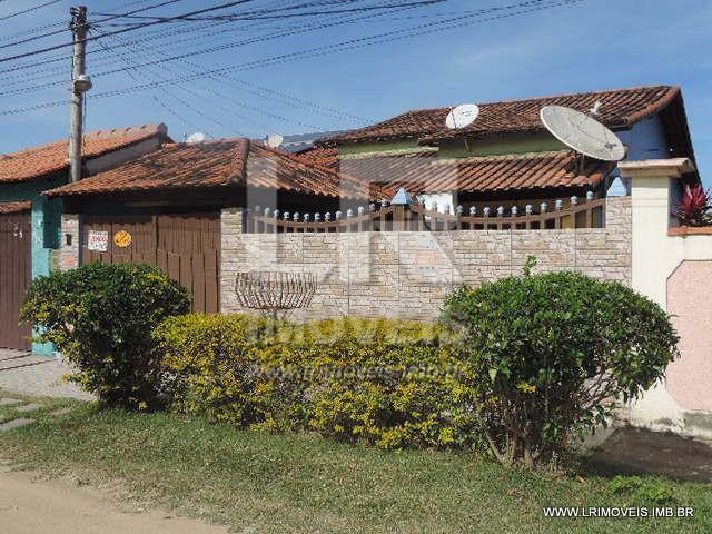Casa de 2 quartos, com anexo em Iguabinha, Próximo à escola e comércio *ID: AI-03