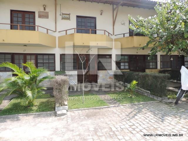 Casa duplex com 2 quartos à venda em condomínio fechado *ID: CC-25
